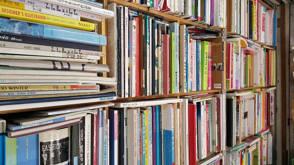 232b4e820 Knihy Kníhkupectvo Vzdelávanie - Fotografia zdarma na Pixabay
