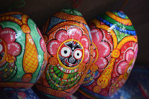 Patachitra, Orissa, Odisha, India