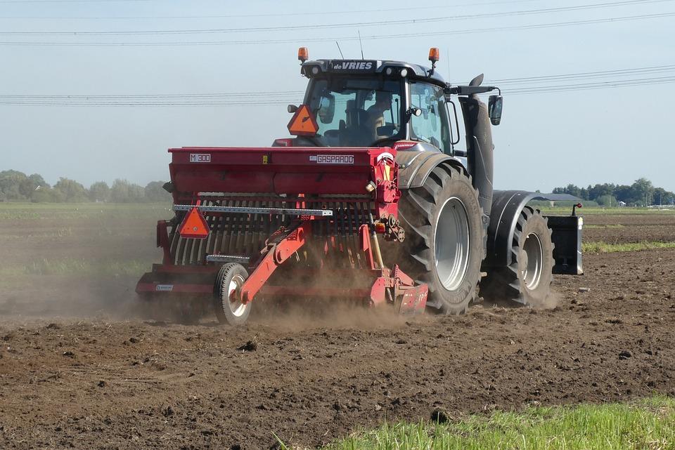 Bisnis pertanian kreatif, Traktor, Pertanian, Petani, Pedesaan, Kendaraan, Mesin