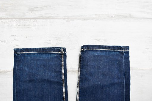 Pantalones Vaqueros, Jeans, Azul, Indigo