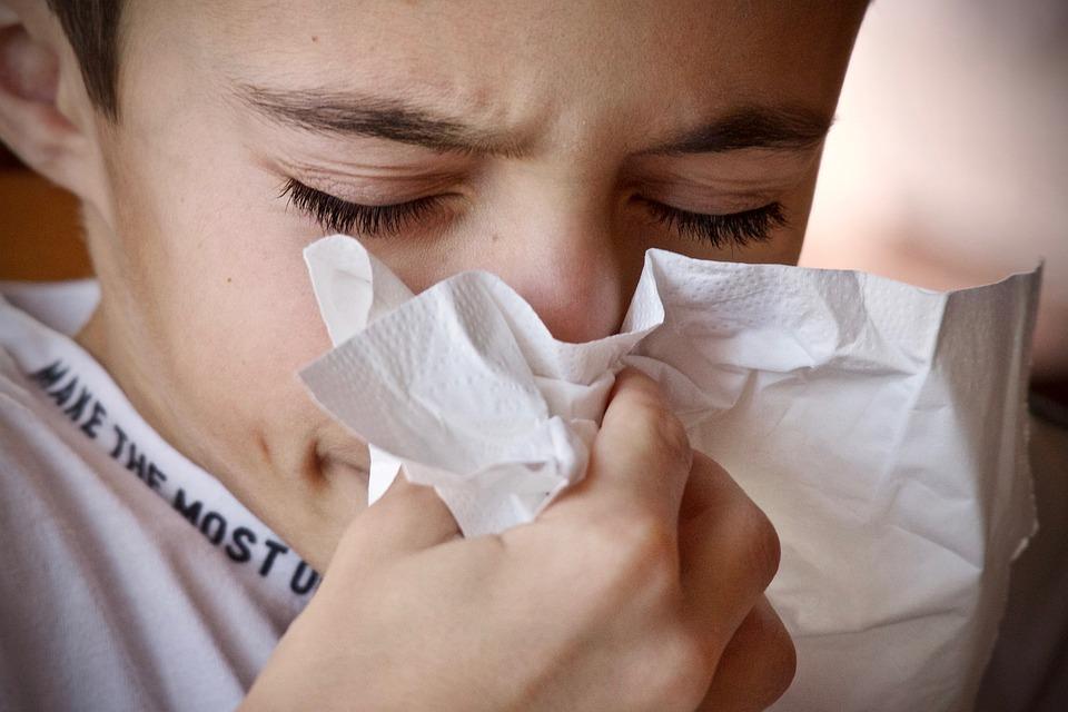 Raffreddore, Mal Di Testa, Salute, Influenza, Malattia
