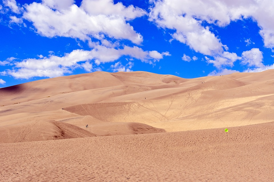 great sand dunes national park road trip