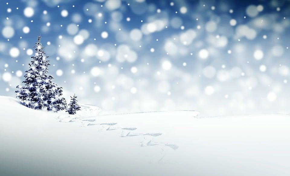 Christmas, Snow, Winter, Christmas Time, Cold