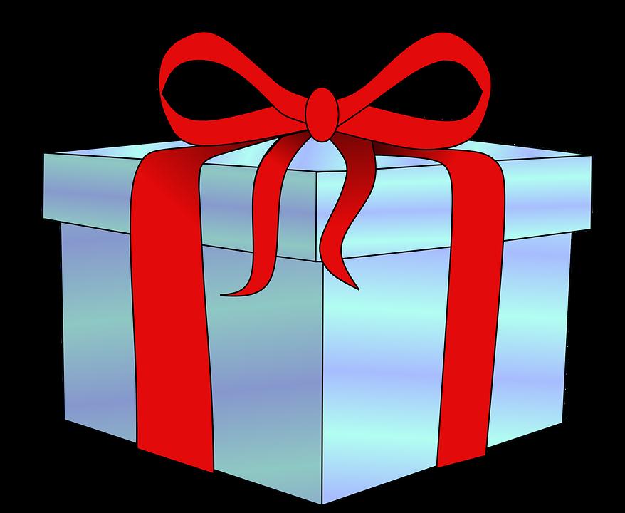 Geschenk Geburtstag Weihnachten Kostenloses Bild Auf Pixabay