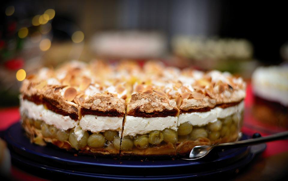 Gâteau Tarte à La Crème Photo Gratuite Sur Pixabay