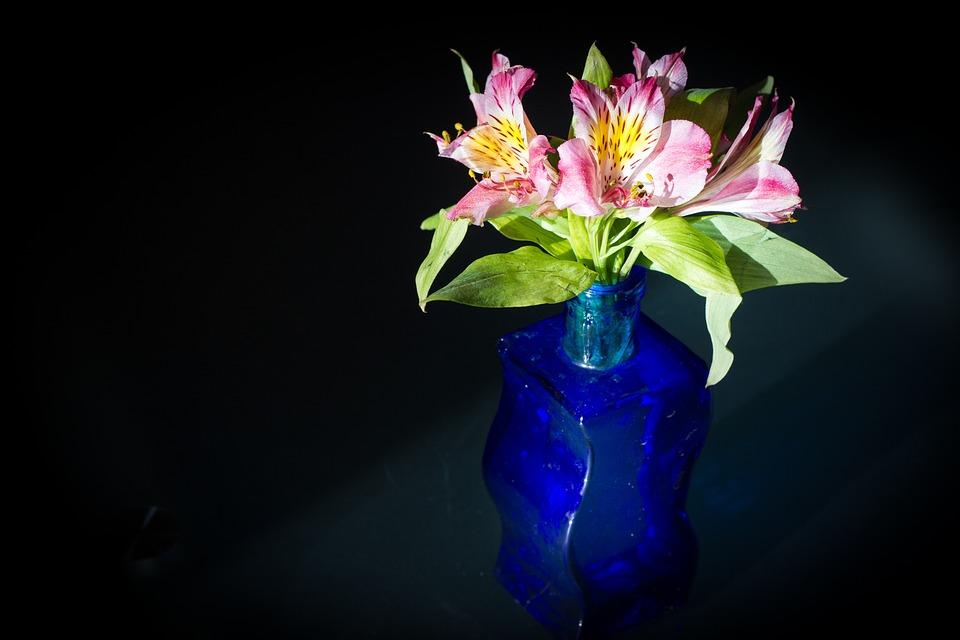 Blumen Vase Deko Kostenloses Foto Auf Pixabay