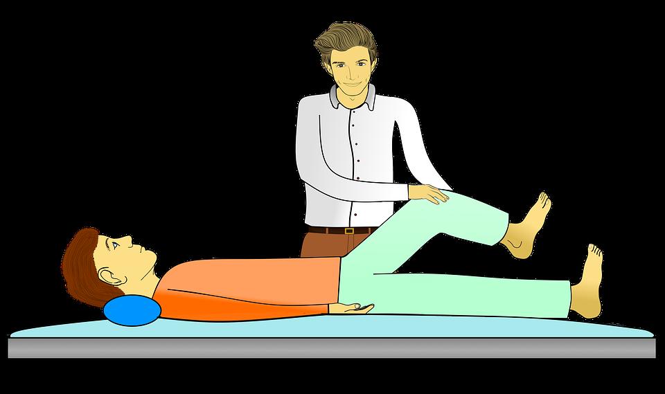 Urazy stawów kolanowych - rehabilitacja