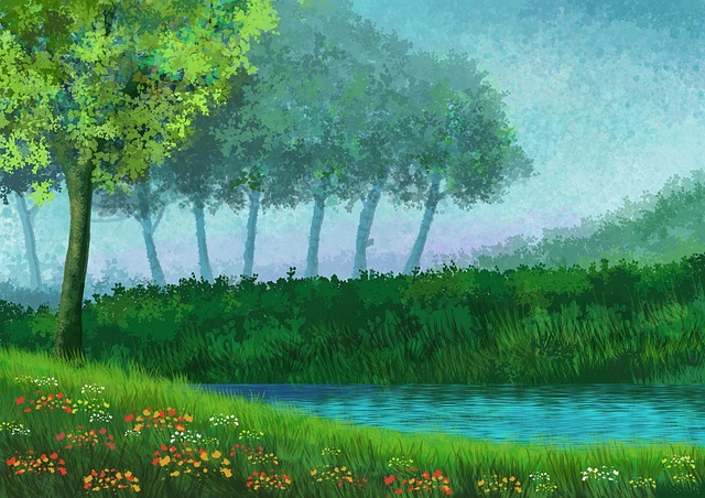 Landscape Background Nature Free Image On Pixabay