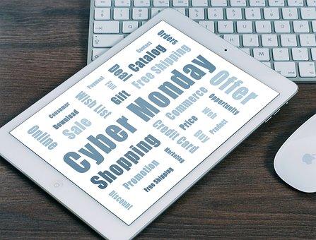 Cyber Lunedi, Lo Shopping Online