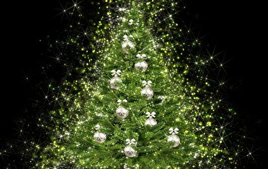 Vánoční Stromek, Vánoce, Dekorace
