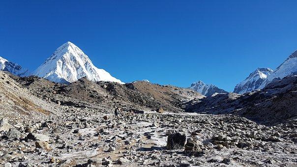 Everest, Base, Camp, Nepal To 2018 3