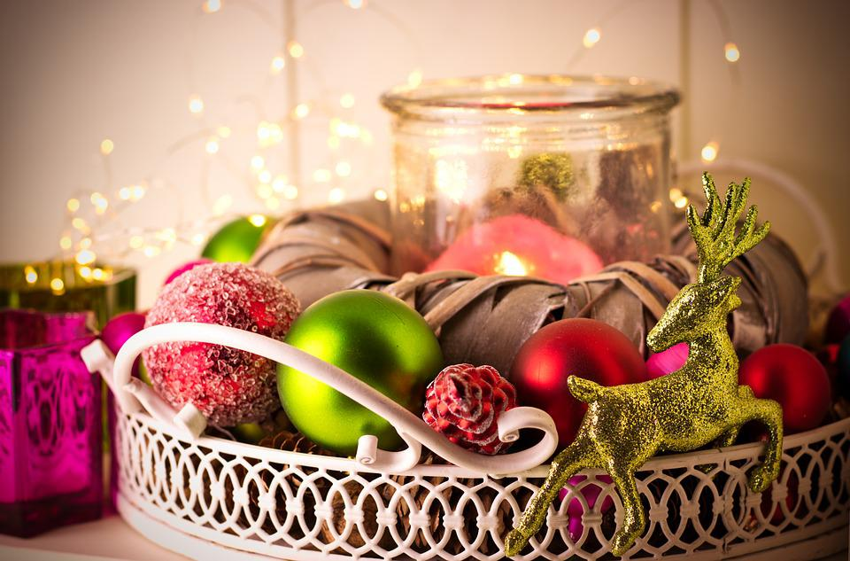Christmas, Lights, Decoration, Christmas Decoration