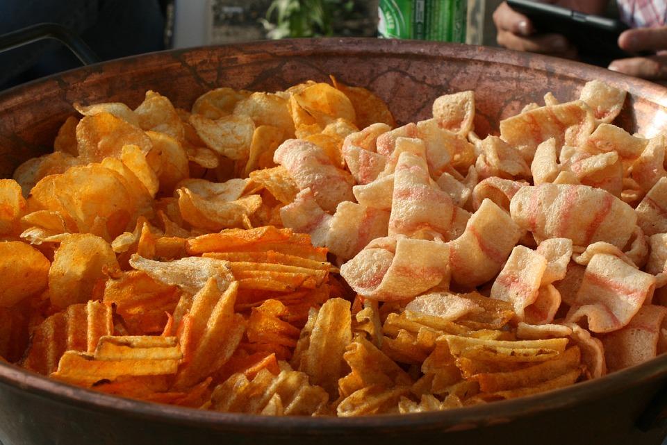 Keripik Makanan Ringan Makan Foto Gratis Di Pixabay