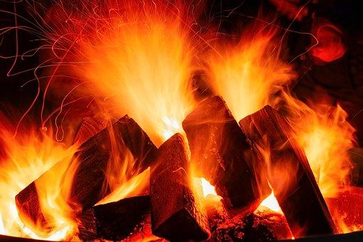 encender chimenea