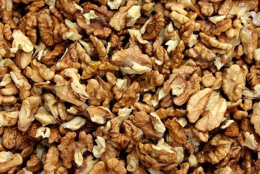 Nuts, Walnuts, Snacks, Tasty, Eat, Food