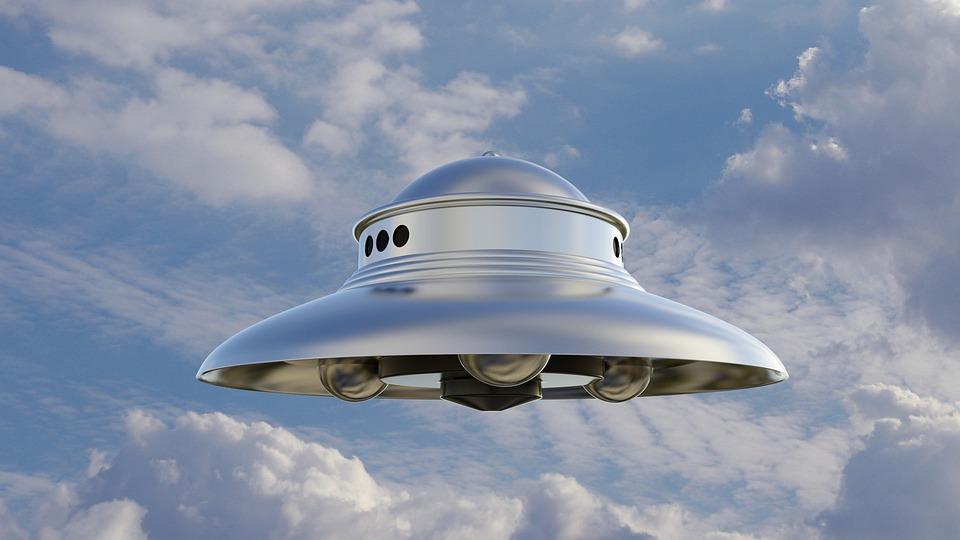 Ufo, Saucer, Spaceship, Alien, Extraterrestrial