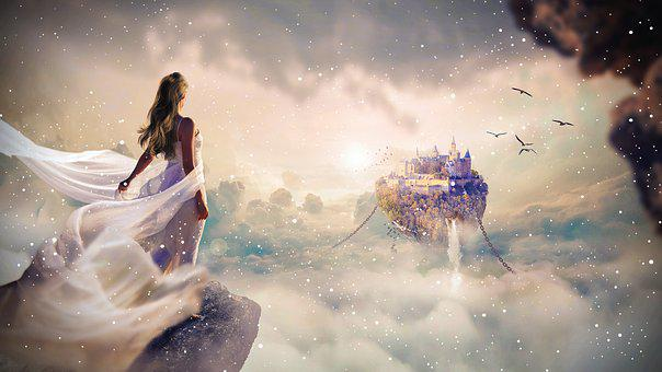 Fantasy, Photoshop, Magic, Photo Montage