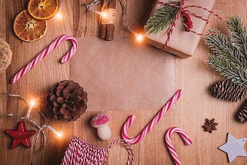 Weihnachten, Dekoration, Urlaub