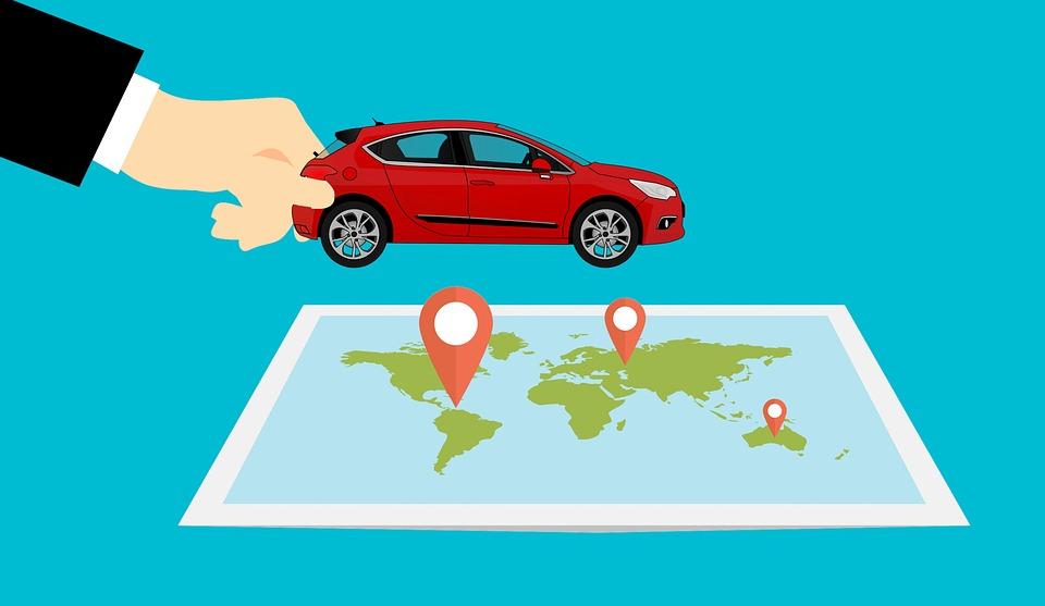 Auto Matka Roadtrip Ilmainen Kuva Pixabayssa