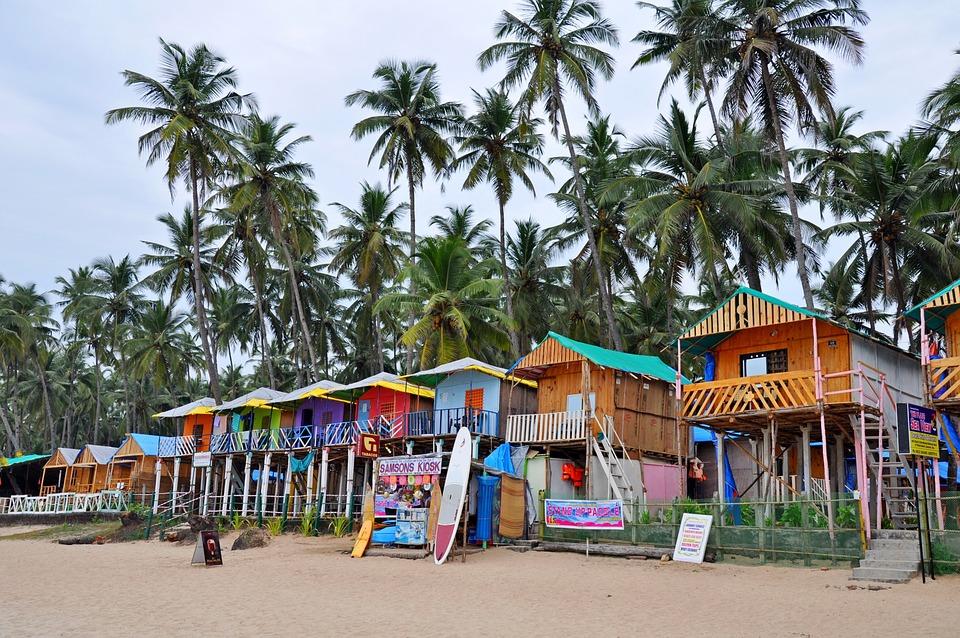 India, Nature, Goa, Beach