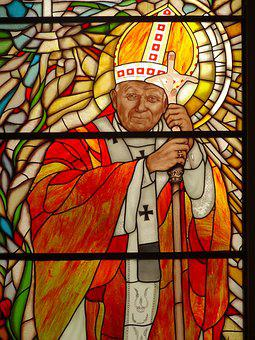 Pope, John Paul, Religion, Church, Faith