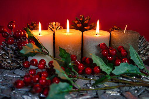 Karácsony, Advent Harmadik, Advent