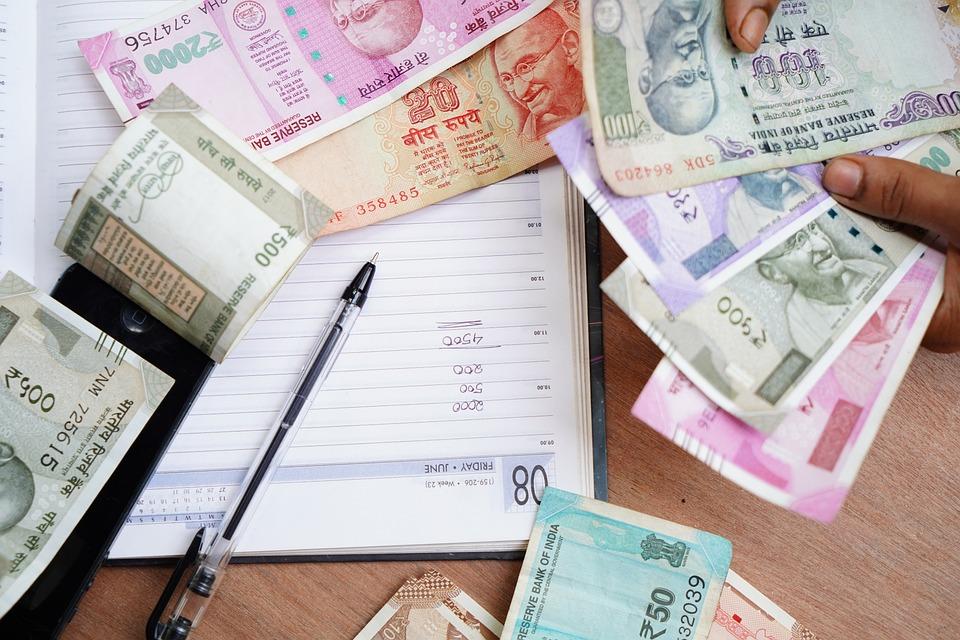 Индия, Рупия, Професия, Индийски Валута, Даване