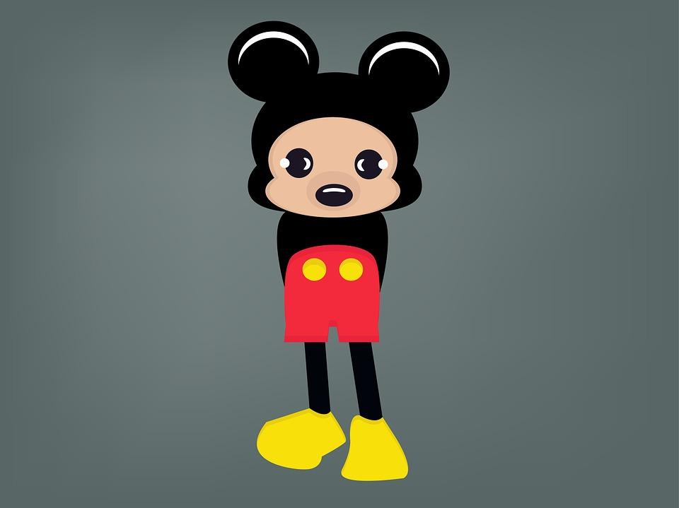 Mickey Mouse Desenhos Animados Imagens Gratis No Pixabay