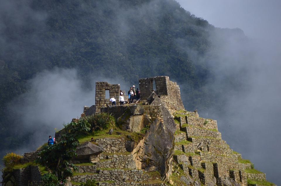 Machu Pichu, Perú, Cusco, Montaña, Ruinas, Incas, Peru