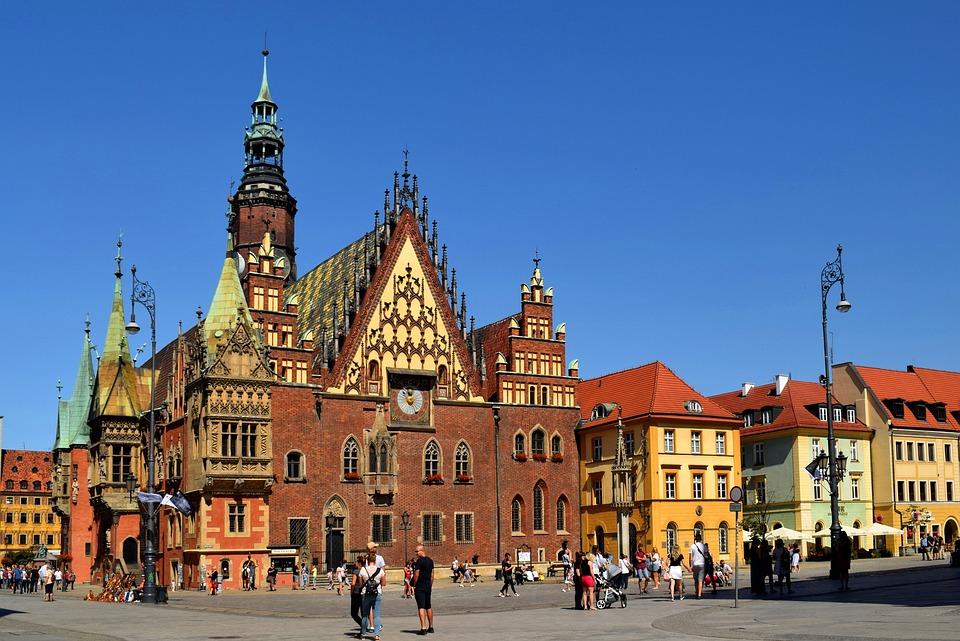 Resultado de imagen de Wroclaw