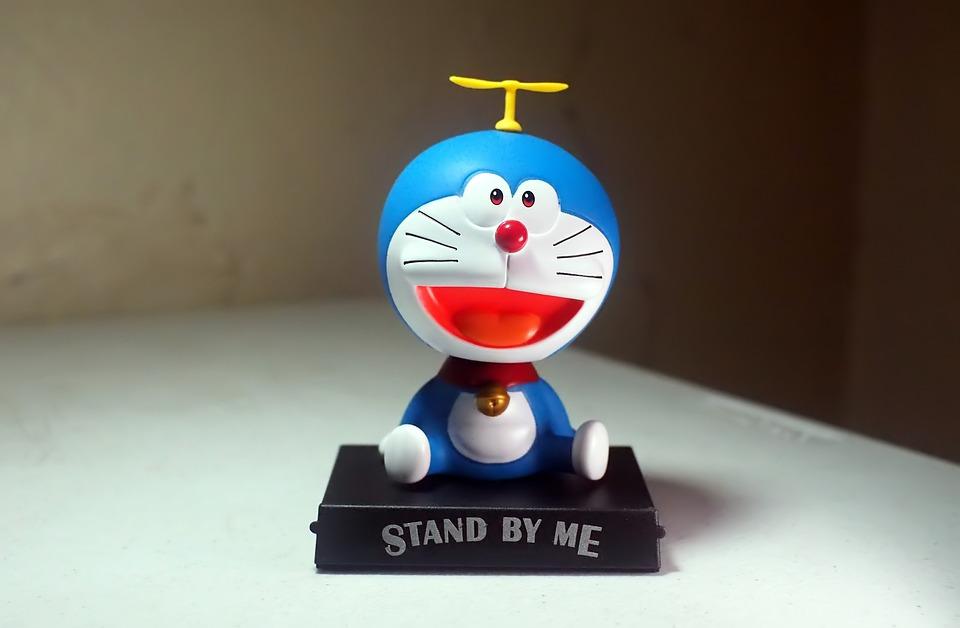 おもちゃ, ドラえもん, ロボット, 猫, 未来, 日本, キャラクター, 漫画, テレビ, Youtube