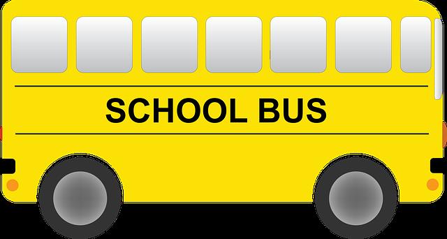 Autobus Kresleny Skolni Obrazek Zdarma Na Pixabay
