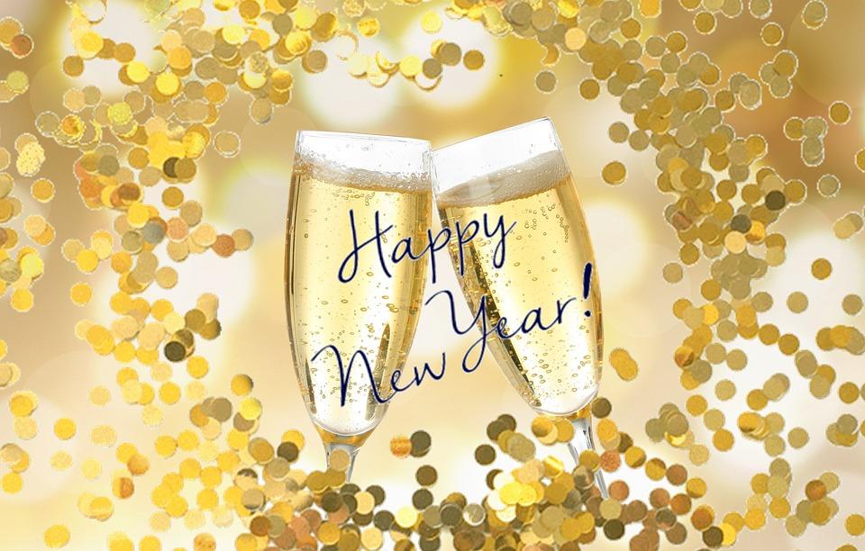 Happy New Year 88
