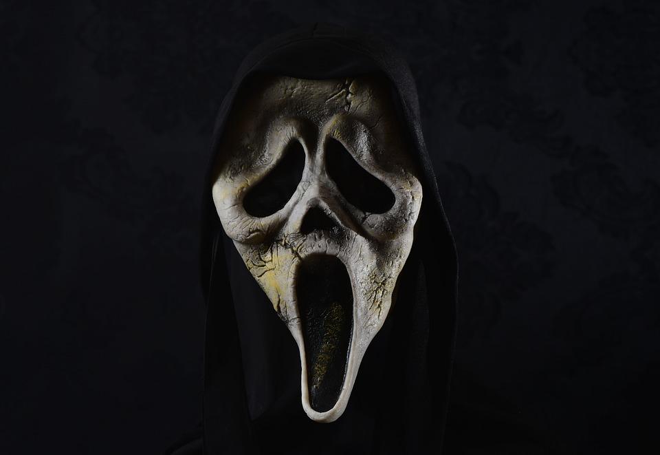 Maske Horror Scream Kostenloses Foto Auf Pixabay