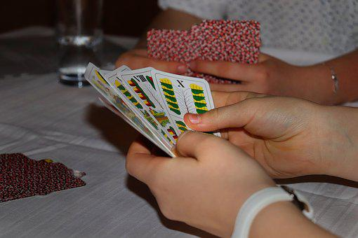 Cards, Play, Playing Cards, Gambling