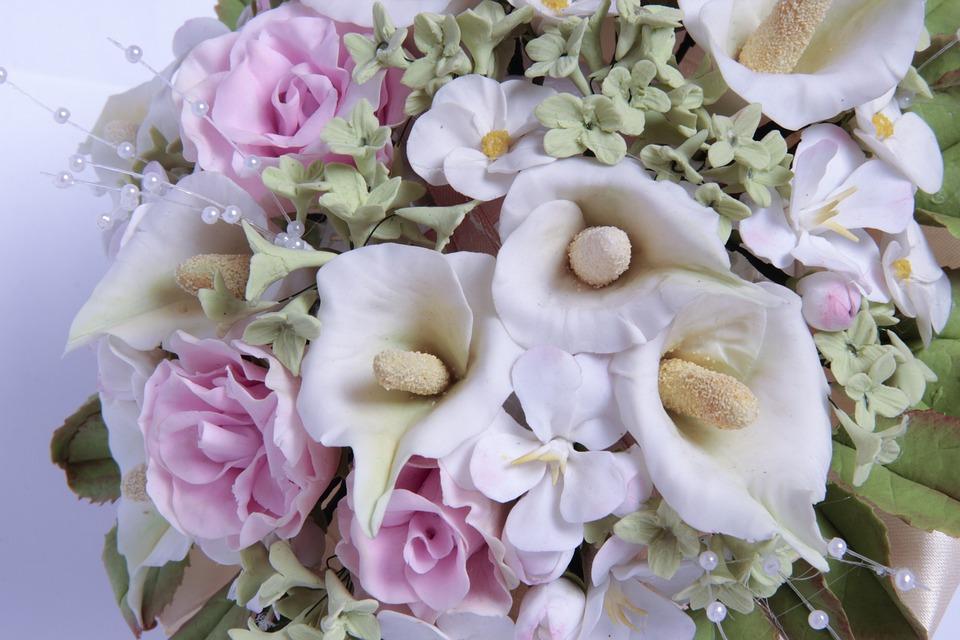 Berühmt Blumen Calla Blumenstrauß - Kostenloses Foto auf Pixabay #MT_87