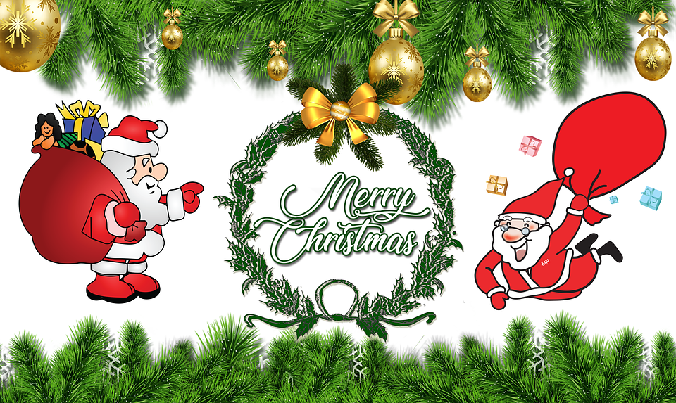 Merry Christmas Banner Free Image On Pixabay A printable christmas banner is such an easy way to add some christmas decor without having to run out and shop. merry christmas banner free image on