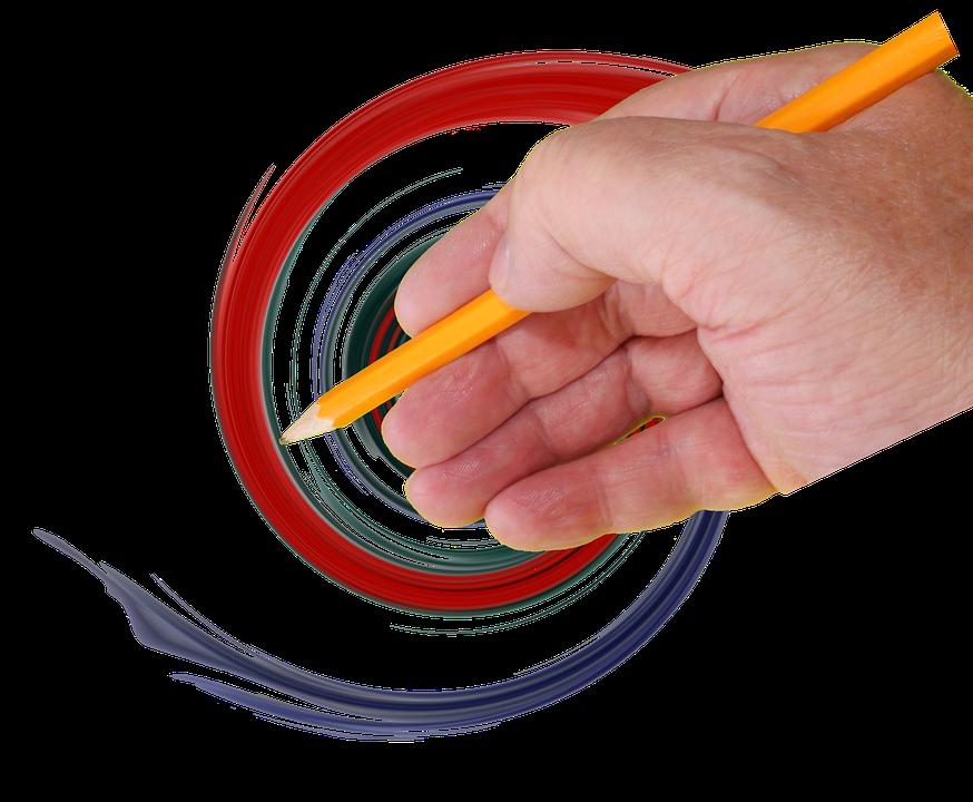 Barva Tuzka Kresleni Fotografie Zdarma Na Pixabay