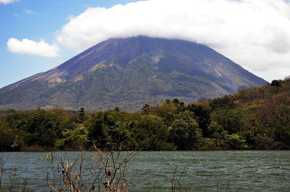 Volcan, Ometepe, Nicaragua, Tourisme, Concepcion