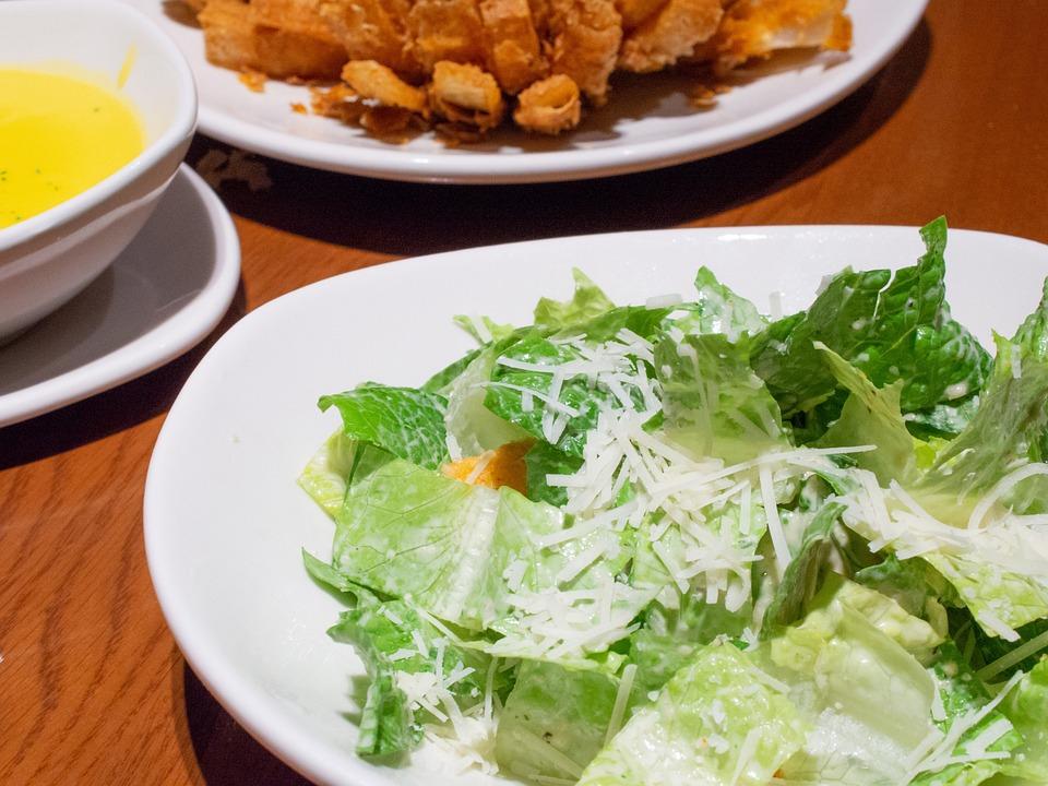 Makan Malam Diet Salad Foto Gratis Di Pixabay