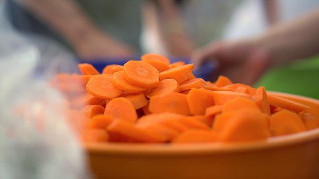 Cenouras Alimentos Produtos - Foto gratuita no Pixabay