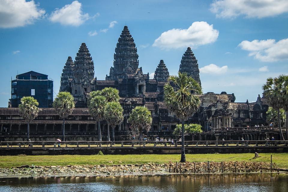 город сиемреап в камбодже фото машины интернет-магазине