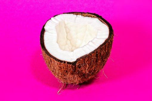 Noix De Coco, Drupe, Tropical