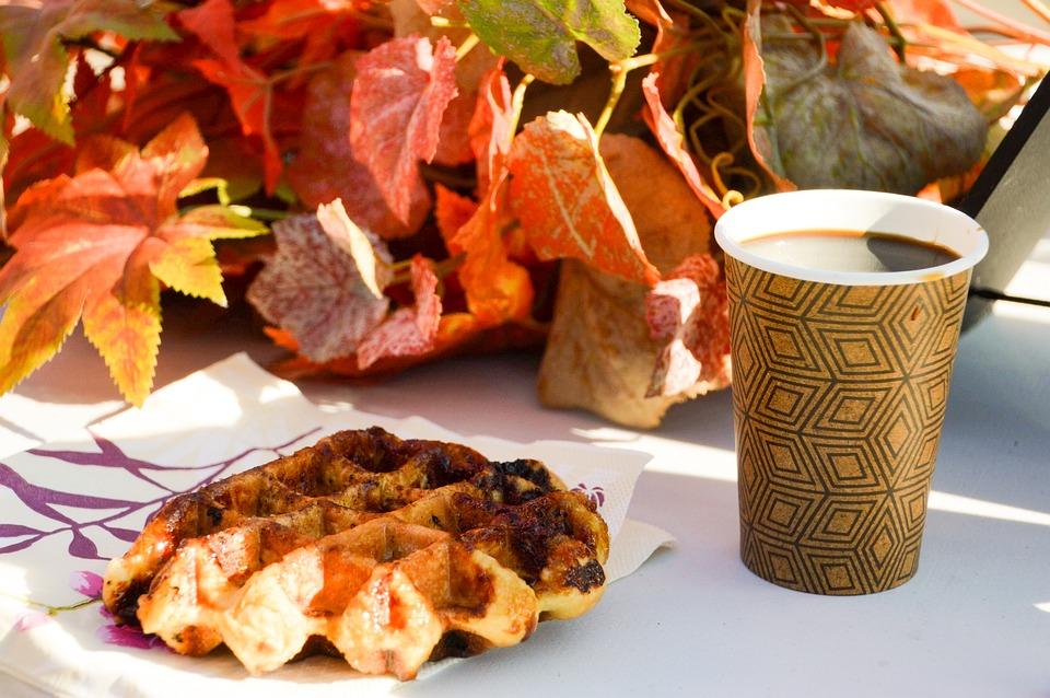 Waffle Dari Liege Makanan Rasa Foto Gratis Di Pixabay