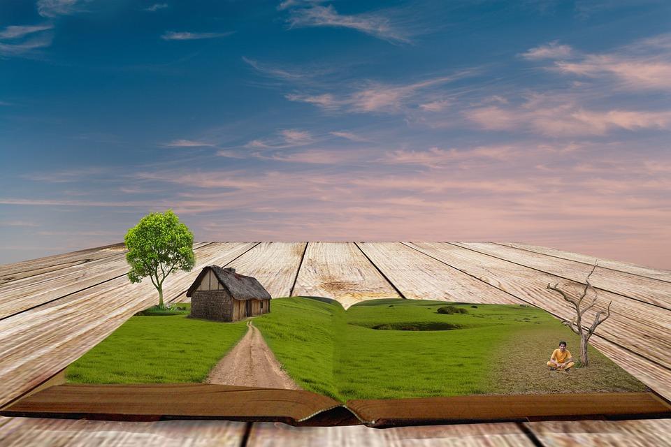 Baum Natur Hauser Kostenloses Foto Auf Pixabay