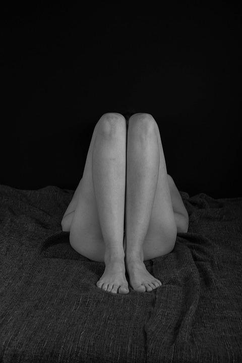 kuuma alasti Lesbiens