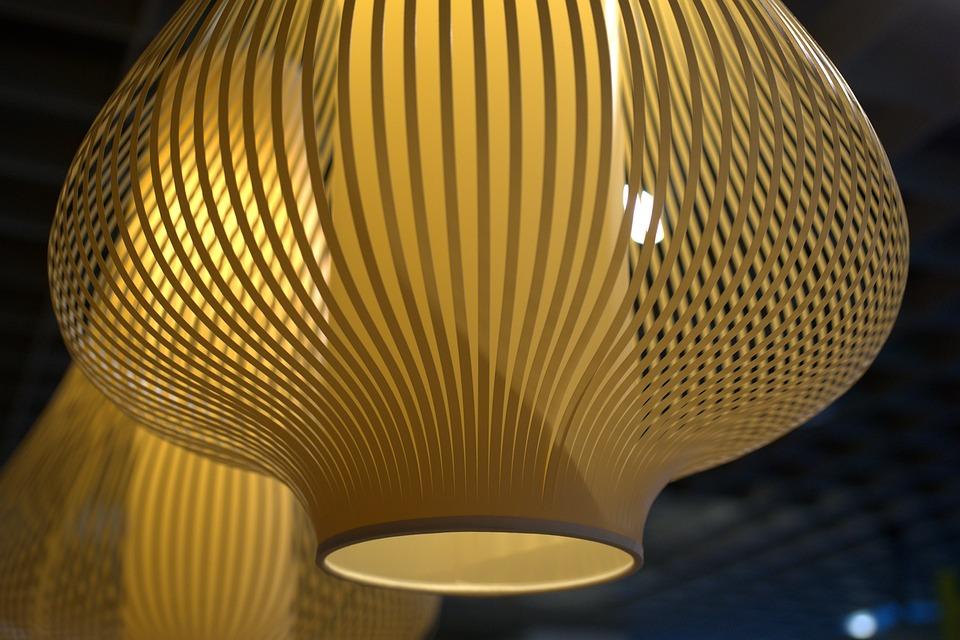 Moderne Lys Lampe Stue Værelses - Gratis foto på Pixabay SI-45