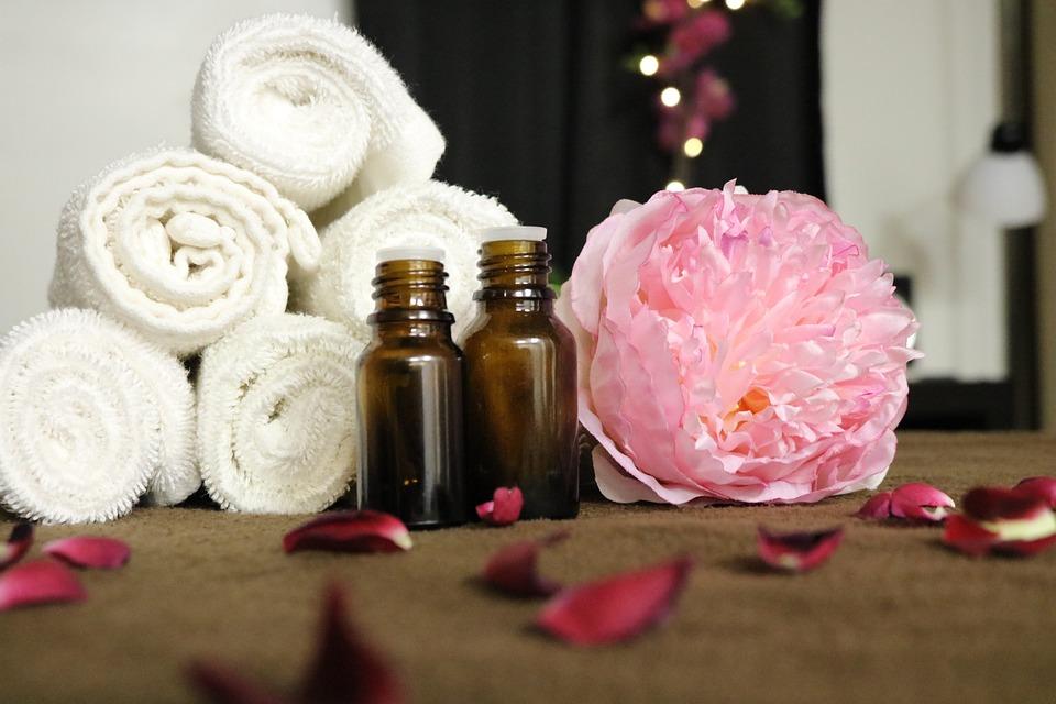 Essential Oils Spa Aromatherapy Free Photo On Pixabay