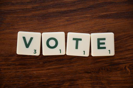 Vote, Abstimmung, Election, Votes