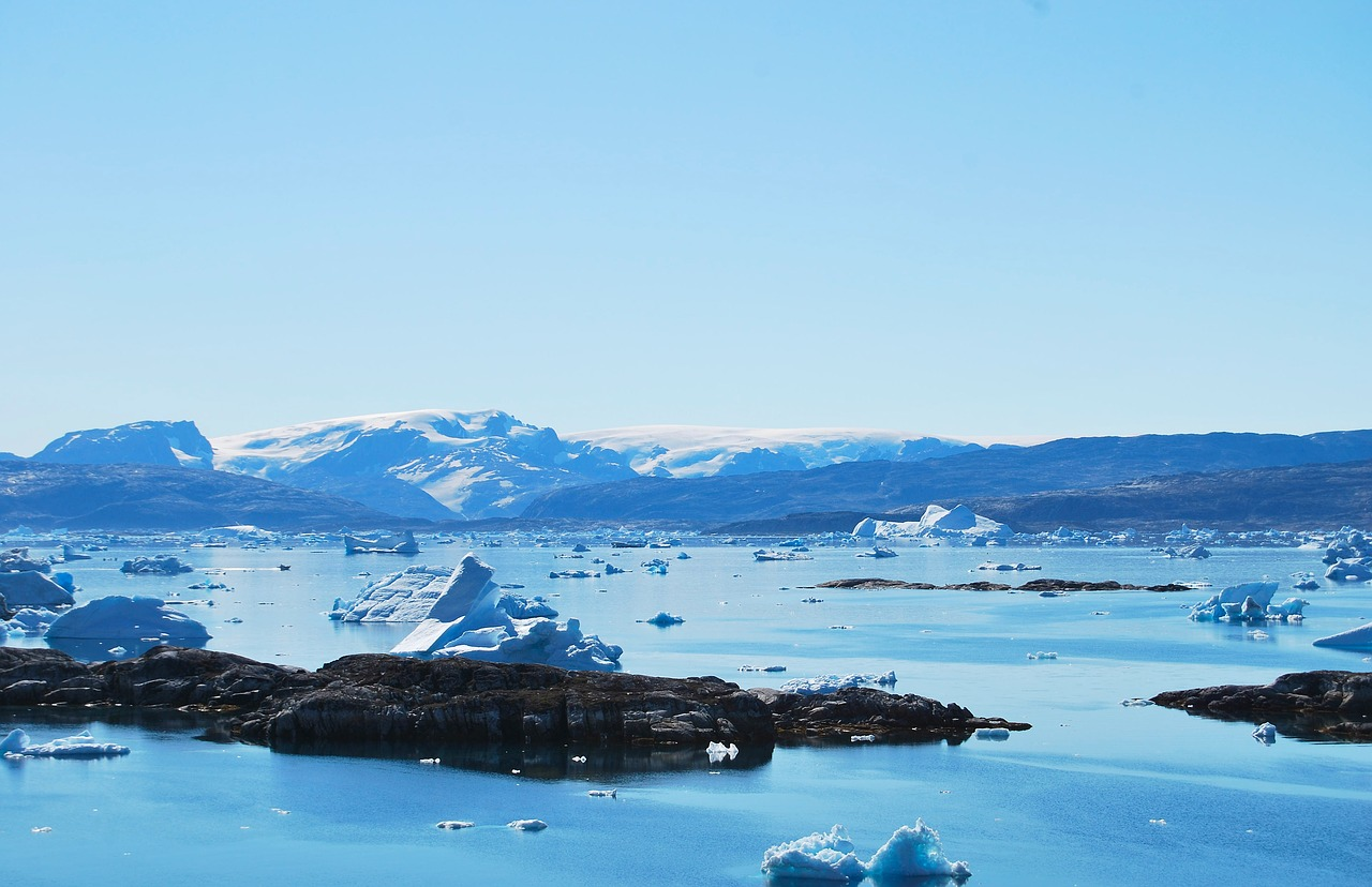 Say Greenland were for sale. Why would anyone want to buy it? Image by Jean-Christophe ANDRE from Pixabay